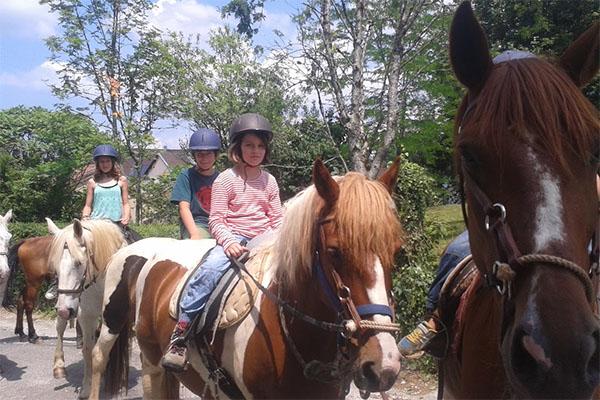 Equitation - Les Chalets du Lac de Vouglans