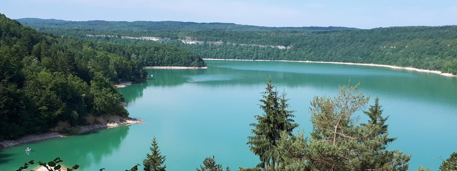 Les Chalets du Lac de Vouglans, village vacances Cap France