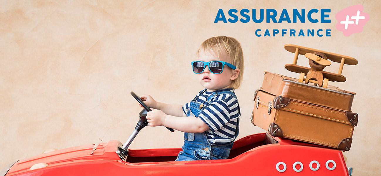Assurance Cap France ++